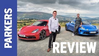 Download Alpine A110 vs Porsche 718 Cayman | Which is better? Video