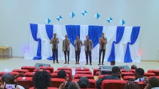 Download Asante Acappella - You're Above All [Live On Stage in Kabwe] Video