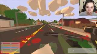 Download Unturned Co-op - Day 1 - Finding our bearings Video