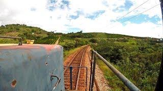 Download EMD SD38 #5137 no comando do trem UEE0132 circulando entre Arrojado Lisboa e Km520 Video
