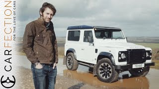 Download Land Rover Defender Works V8: Gloriously Silly - Carfection Video