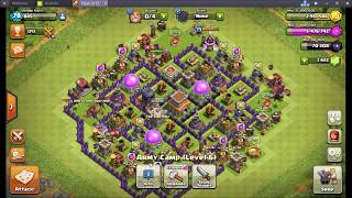 Download Train full army in just 1 Gem without Elixir   Coc trick   Coc glitch   Coc bug Video