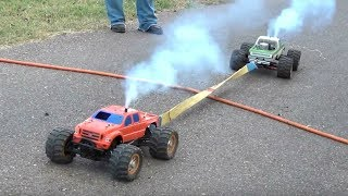 Download BEST OF RC Cars Tug Of War Videos || Traxxas And More Video