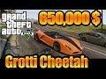 Download GTA 5 Online - ( Grand Theft Auto V ) Bought Grotti Cheetah ( Ferrari ) & Test Drive Full HD Video