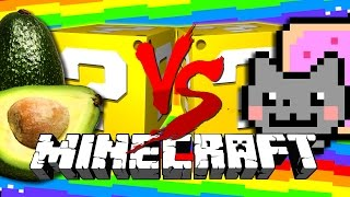 Download Minecraft | FR E SH A VOCA DO LUCKY BLOCK CHALLENGE | Nyan Cat Fights Video