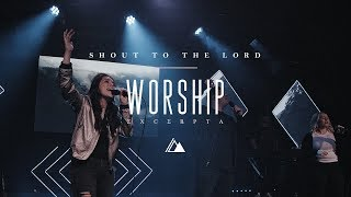 Download Shout To The Lord// What a Beautiful Name // Melody Noel and Michael Ketterer Video