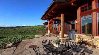 Download The Serene and Private Creek Ranch in Steamboat Springs, Colorado Video