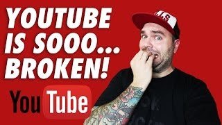 Download YouTube is Broken: YouTube Algorithm Changes and What Can You Do About Them Video
