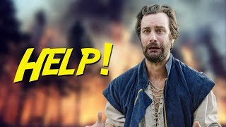 Download Help - Epic NPC Man (when an NPC can't leave his spot) | Viva La Dirt League (VLDL) Video