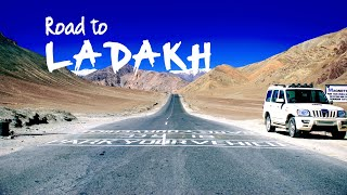 Download Ladakh Road Trip | Chandigarh to Leh by Road | Adventure Video