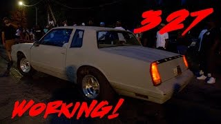 Download STOCK BOTTOM END NITROUS SMALL BLOCK 327 THAT GETS DOWN!!! Video