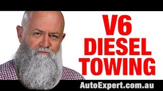 Download Do I need a V6 diesel ute (Amarok, X-Class) for heavy towing?   Auto Expert John Cadogan Video