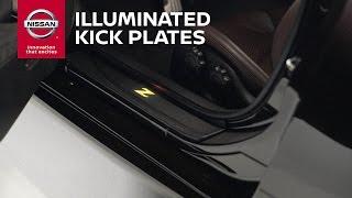 Download Illuminated Kick Plates | Genuine Nissan Accessories Video