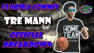 Download Tre Mann Is A CRAFTY & ELITE Point Guard!!! | Official Player Breakdown (Vol.1) Video