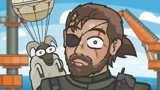 Download MGS V: The Fulton Pain (MGS 5: The Phantom Pain parody) Video