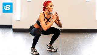 Download Monster Monday At-Home HIIT Workout: FYR: Hannah Eden's 30 Day Fitness Plan by RSP Video