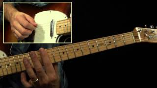 Download Merle Haggard - How To Play Workin Man Blues Guitar Lesson Video
