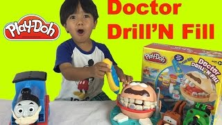 Download Ryan plays with Play Doh Playset! Video