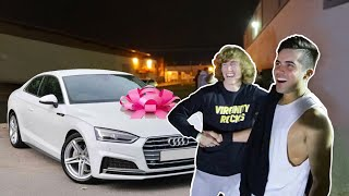 Download Surprising My Manager with a New Car! Video