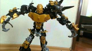 Download Tranzok Lord of the undead (Bionicle 2015 M.O.C.) Video
