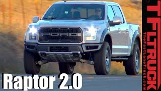 Download 2017 Ford Raptor 0-60 MPH & First Drive On Road Review (Part 1 of 2) Video