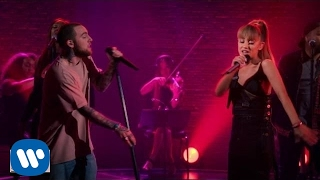 Download Mac Miller - My Favorite Part (feat. Ariana Grande) (Live) Video