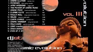 Download Dj Stefan Egger - Cosmic Evolution Vol. III :: CD Video