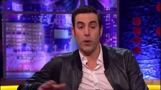Download Sacha Baron Cohen on The Jonathan Ross Show | 13th Feb. 2016 Video