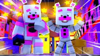 Download Funtime Freddy Meets Helpy! Minecraft FNAF Roleplay Video