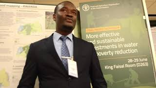 Download Interview with Placide Kanyabujinja Nshuti, FAO National consultant in Rwanda Video