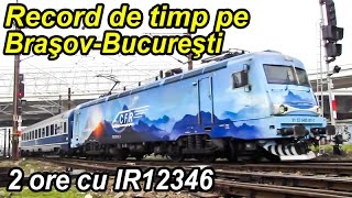Download IR12347/12346 sau Bucuresti-Brasov sub 2 ore Video