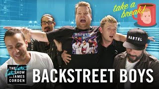 Download Take a Break: Backstreet Boys in Las Vegas Video