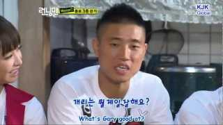 Download #8 Running Man Funny Moments - Gary's endurance! Video