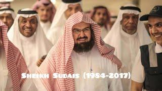 Download Amazing!!! Sheikh Sudais Evolution(1984-2017) Video