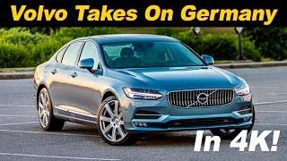 Download 2017 Volvo S90 Review and Road Test - DETAILED in 4K UHD! Video