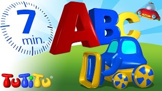 Download TuTiTu Preschool | ABC Song | ABC Tractor | Learning the Alphabet with TuTiTu Video