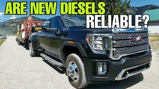 Download Is an $85k 2020 GMC Denali Diesel RELIABLE? Video