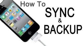 Download How to Backup and Sync an iPhone, iPad or iPod with iTunes Video