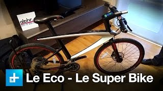 Download LeEco Le Super Bike - Hands On Video