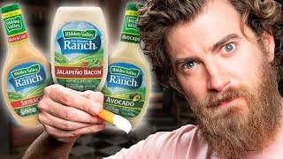 Download Weird Ranch Dressing Flavor Taste Test Video
