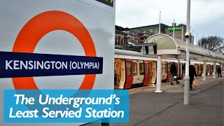 Download Kensington Olympia - The Tube's Least Served Station Video