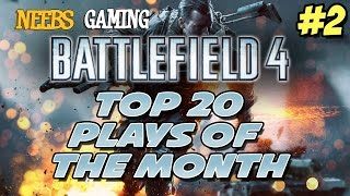 Download Battlefield 4 Top 20 Plays of the Month #2 Video