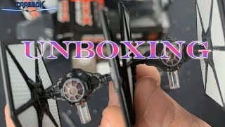 Download X-Wing - TIE/fo Unboxing and Comparison Video