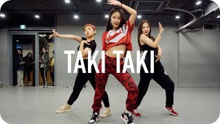 Download Taki Taki - DJ Snake ft. Selena Gomez, Ozuna, Cardi B / Minny Park Choreography Video