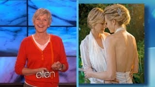 Download Memorable Moment: Ellen's Wedding Monologue! Video