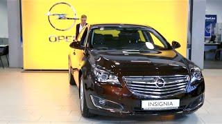 Download Opel Insignia Video