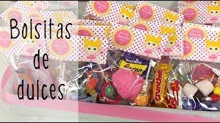 Download Bolsitas de dulces para fiestas infantiles Video