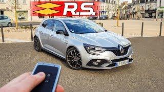 Download Essai Renault Megane 4 RS 2018, accélérations, son, avis + route fermée Video
