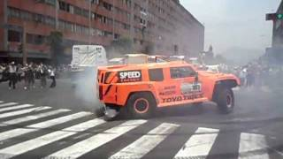 Download Robby Gordon (haciendo el trompito) Dakar 2012 Lima-Perú Video