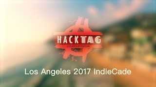 Download Hacktag at indieCade 2017 Video